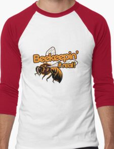 Beekeeper humor Men's Baseball ¾ T-Shirt