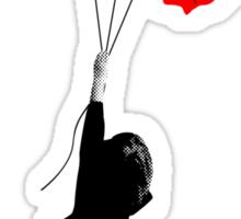 Poppy Girl Sticker