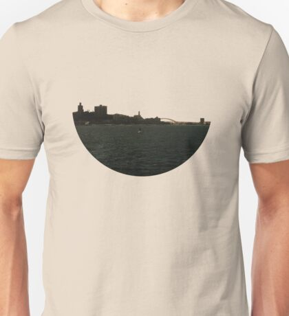 Skyless Composition 2 | Four Unisex T-Shirt