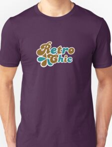 Retro Chic Unisex T-Shirt