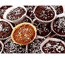 cupcakes ... Photographic Print