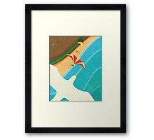 First in Flight Framed Print