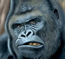 Big Ape by OscarEA