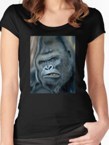 Big Ape Women's Fitted Scoop T-Shirt