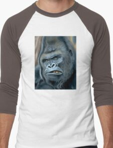 Big Ape Men's Baseball ¾ T-Shirt