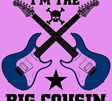 I'm The Big Cousin by birthdaytees