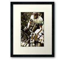 Giro del Capo Framed Print