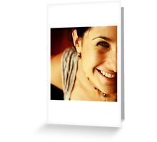 Laurie 2 Greeting Card