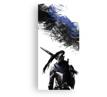 Sir Artorias Canvas Print