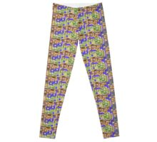 Zelda NES Overworld Leggings Leggings