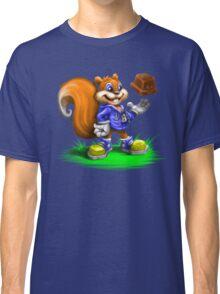 A Squirrel's Comeback Classic T-Shirt