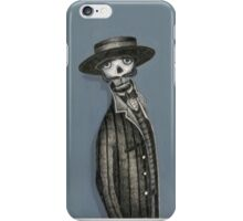 The Impressionistic Gentleman iPhone Case/Skin