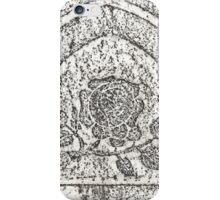 Bethany Rose Headstone Rubbing iPhone Case/Skin