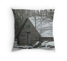 Valley Forge National Park Throw Pillow