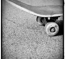 Skateboard by Theo Harvey