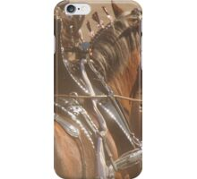 Clydesdale Team iPhone Case/Skin