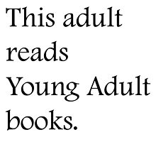 Read Young Adult Books - Fundraiser by CoppersMama