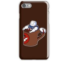 Cup of Stay Puft iPhone Case/Skin