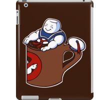 Cup of Stay Puft iPad Case/Skin
