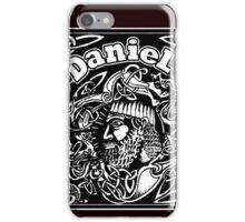 Daniel cover iPhone Case/Skin