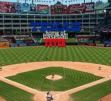 Texas Home of Baseball Fever by don thomas