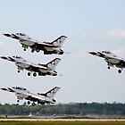 Thunderbirds by Jonicool