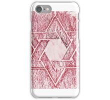 Star of David iPhone Case/Skin