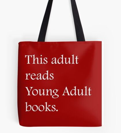 Read Young Adult Books - Fundraiser Tote Bag