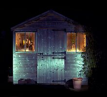 Living Shed by Alice Fisher