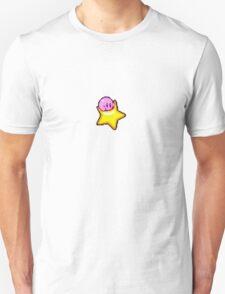 Kirby star Unisex T-Shirt