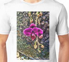 Yard Orchid Solo Enhanced Blur Unisex T-Shirt