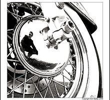 """Axis of Biker II"" by Don Bailey"
