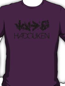 Hadouken Command Black T-Shirt