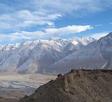 Silk Road Fortress by sabosha