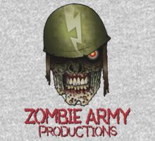 Zombie Army Productions Logo One Piece - Long Sleeve