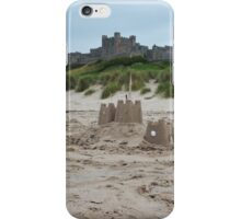 Bamburgh Castle iPhone Case/Skin