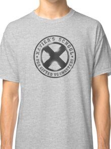 X-Men    School For the Gifted  Classic T-Shirt