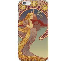 Raiponce iPhone Case/Skin
