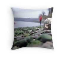 Oh bouy! Throw Pillow