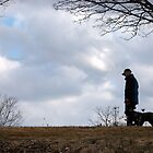 Walking the Dogs by Helena Haidner