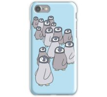 Penguin March  iPhone Case/Skin