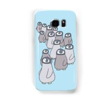 Penguin March  Samsung Galaxy Case/Skin