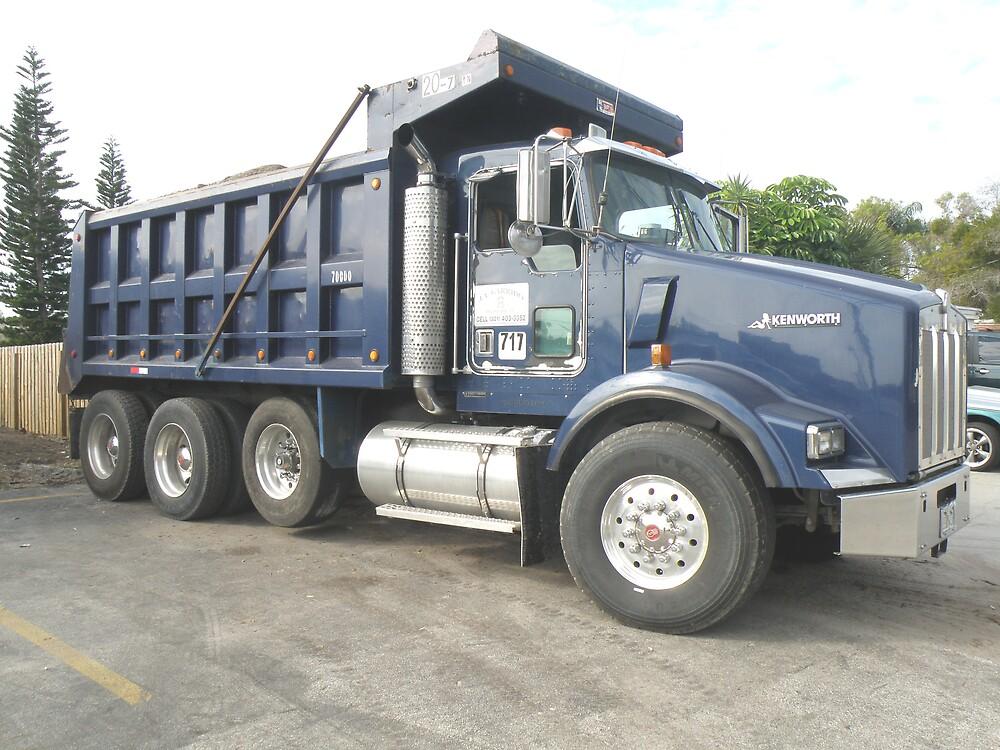 Dump Truck by Edward Denyer