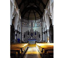 St. Mary RC Church Fleetwood Photographic Print