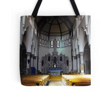 St. Mary RC Church Fleetwood Tote Bag