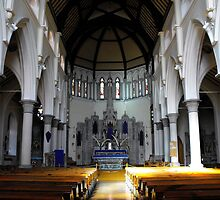 St. Mary RC Fleetwood by David Brooks