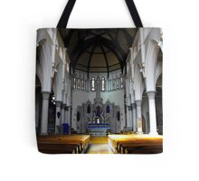 St. Mary RC Fleetwood Tote Bag