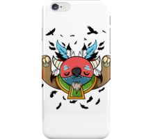 Monster Shaman iPhone Case/Skin