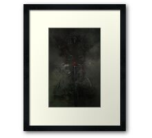 A Sacrifice to the Abyss Framed Print
