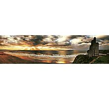 The Men's Strand - Ballybunion Photographic Print